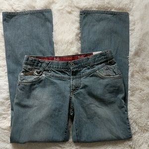 D&G Dolce & Gabbana Distressed Jeans